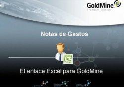 Cómo generar Notas de Gastos de la actividad comercial con el CRM GoldMine Premium