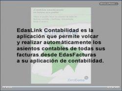 Vuelco y asiento contable de todas las facturas digitalizadas en su aplicación contable, con EdasLink
