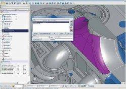 WorkNC de Sescoi. Solución CAM/CAD automática en 2, 3, 3+2 y 5-ejes