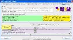 Normalización y calidad de datos online con Deyde