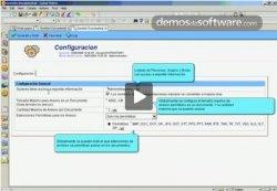 Aplicativo Lotus de gestión documental: configuración y uso