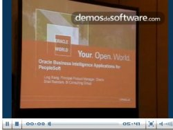 Aplicaciones Oracle Business Intelligence para PeopleSoft