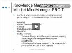 Gestión del conocimiento con Mindjet Mindmanager Pro 7