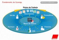 Gestión Automatizada de Cobros, Pagos y Stocks para la reducción de costes y la optimización del flujo de caja. Presentación Multimedia Exact España de 40 minutos