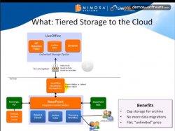 Email Archiving: integración entre los sistemas Mimosa NearPoint y LiveOffice