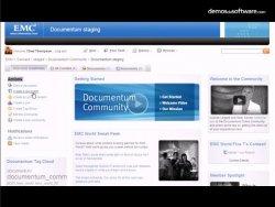 EMC Documentum: creación de un documento en el sistema