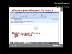 Aitana: Facturación Electrónica para Microsoft Dynamics