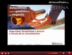 Introducción a la virtualización de aplicaciones. Una hora y media de charla, por los expertos de Aitana