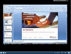 Introducción a la solución de generación de reportes Jet Reports, de Aitana
