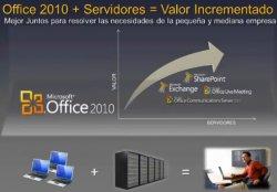 Office 2010. Aitana y Microsoft muestran las novedades más importantes y las nuevas herramientas