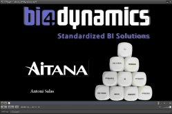 BI para Navision. Introducción y demostración de BI4Dynamics para usuarios.