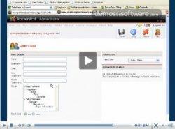 Tutorial en inglés Joomla! 07: Configuración y montaje del sitio en el panel de administración