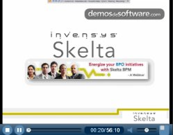 Invensys Skelta. Energize your BPO initiatives with Skelta BPM