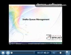 Skelta Queue Management System
