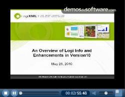 LogiXML: Repaso de Logi Info y Mejoras en la versión 10