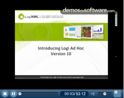 LogiXML: Logi Ad Hoc Version 10