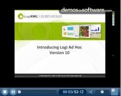 LogiXML: Logi Ad Hoc Version 10
