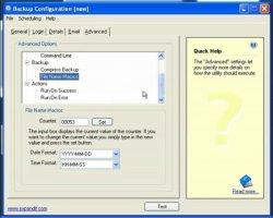 ExpandIT Backup Utility: Navision Backup Automático