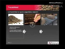 Microsoft Dynamics para empresas de comercio al por mayor de semillas. Por Aitana.