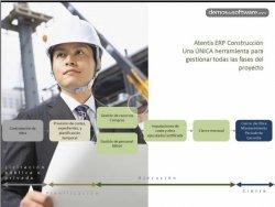 Atentis ERP Construcción, sobre Dynamics AX 2009