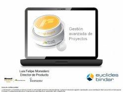 High Project de Euclides Bindar: ERP y Gestión de Proyectos para Ingenierías, basado en Microsoft Nav
