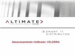 Celerra: Introducción al almacenamiento unificado del producto de EMC.