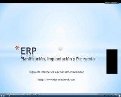 ERP en la Pequeña empresa: Planificación, Implantación y Postventa. Todo lo que debe tener cuenta. Por David Buchmann.