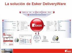 Automatización total de pedidos de cliente (fax, email, correo, EDI...) con Esker DeliveryWare