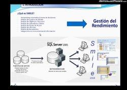 Smile Web, Cuadro de Mando Integral. De www.estrategiaydireccion.com. Introducción y demo.