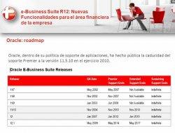 Oracle e-Business Suite R12. Nuevas funcionalidades y consejos para la migración.