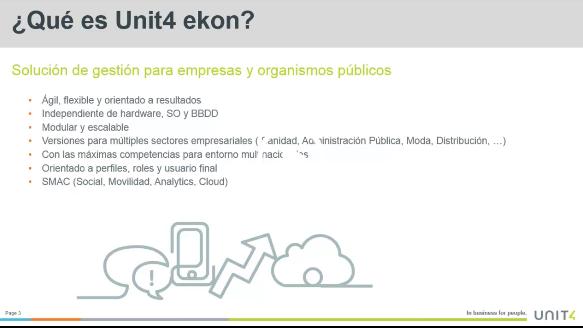 Unit4 Ekon 2015: Into y demo