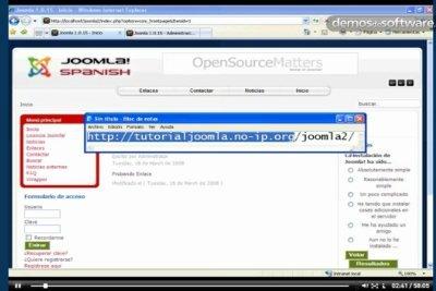 Tutorial Joomla! 07: Artículos en profundidad III, más configuraciones globales